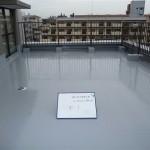 ウレタン絶縁塗膜防水(完成)02